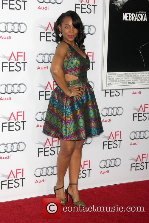 Anika Noni Rose, TLC Chinese Theater