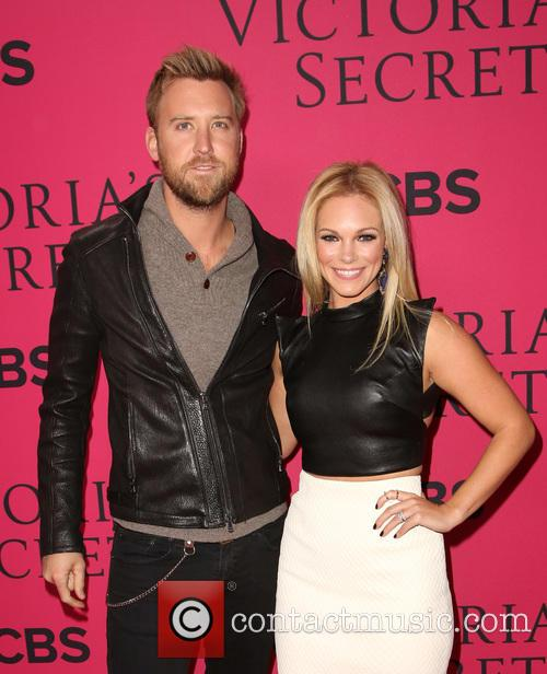 Charles Kelley and Cassie McConnell Kelley