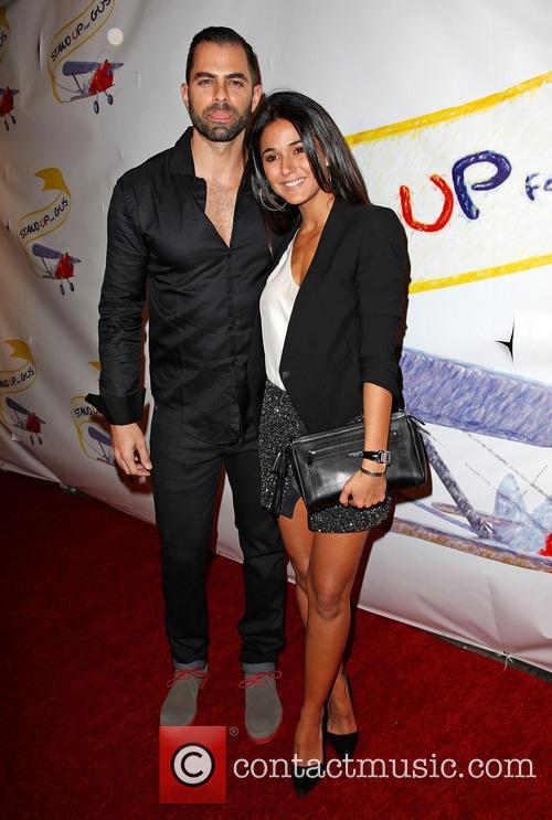 adrian bellani emmanuelle chriqui stand up for gus 3952300