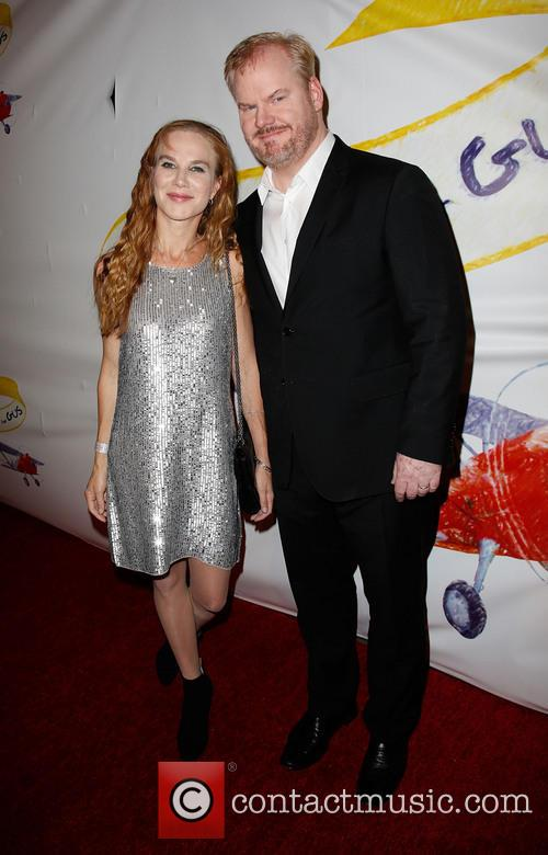Jeannie Gaffigan and Jim Gaffigan 5