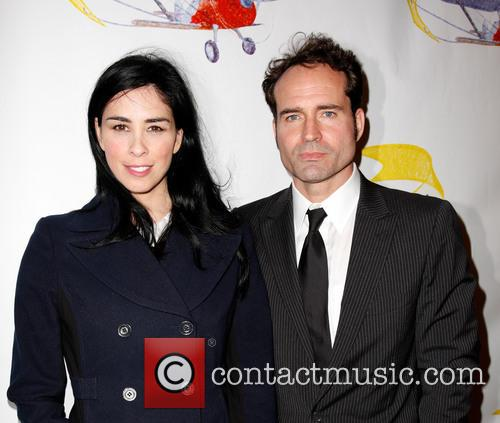 Sarah Silverman and Jason Patric 2