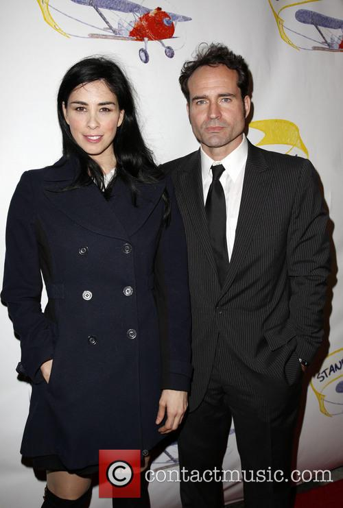 Sarah Silverman and Jason Patric 1