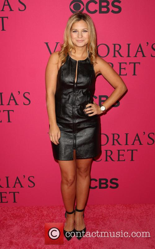 Vanessa Ray, Lexington Avenue Armory, Victoria's Secret