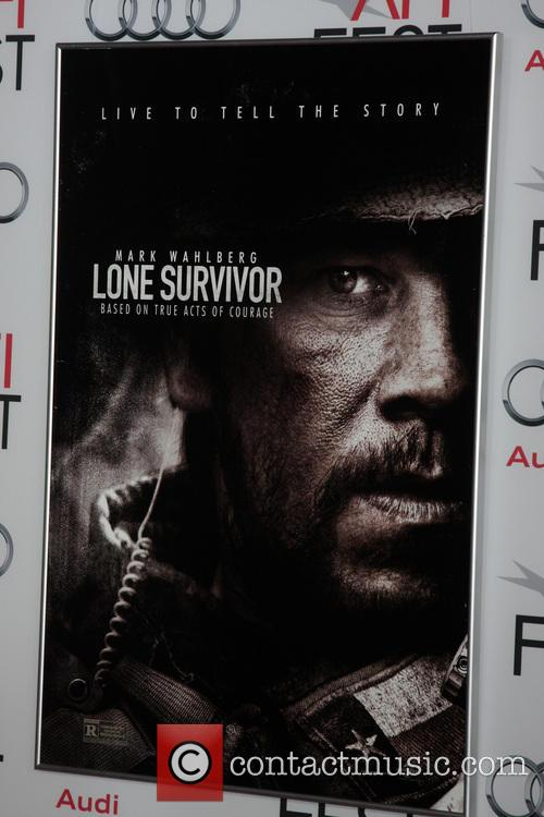 Lone Survivor Poster, TLC Chinese Theater
