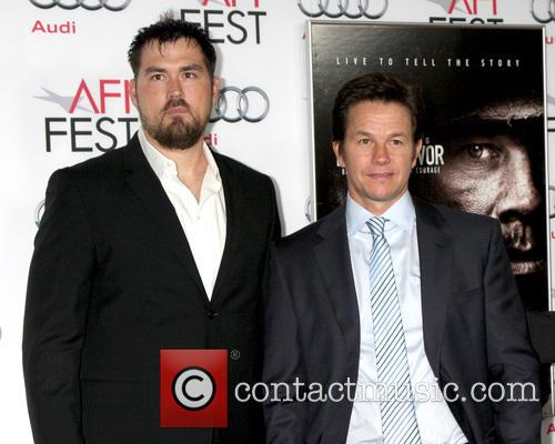 Marcus Luttrell and Mark Wahlberg 4
