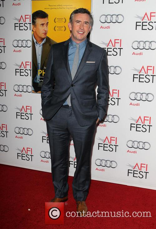 Steve Coogan, TCL Chinese Theatre