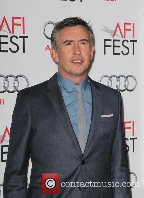 Steve Coogan, AFI Fest 2013