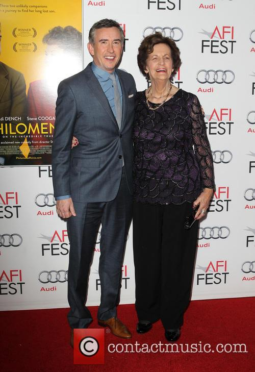 Steve Coogan and Philomena Lee 11