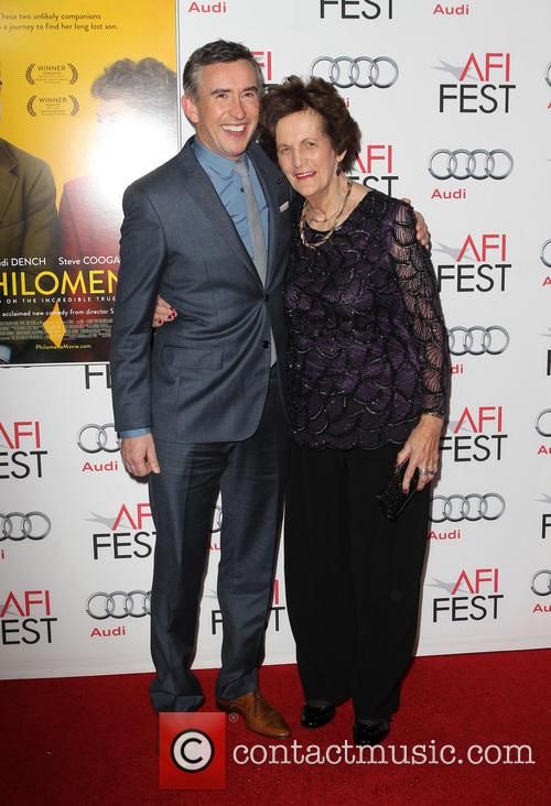 Steve Coogan, Philomena Lee, TCL Chinese Theatre