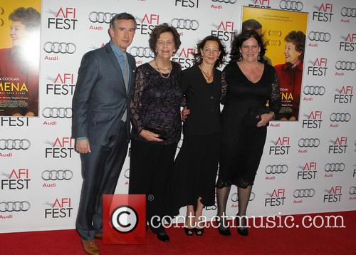 Steve Coogan, Philomena Lee, Gabrielle Tana and Jane Libberton 3