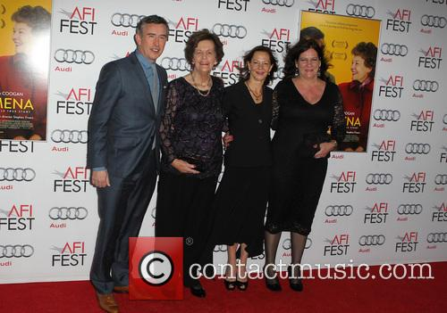 Steve Coogan, Philomena Lee, Gabrielle Tana and Jane Libberton 5