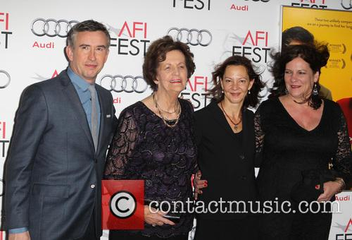 Steve Coogan, Philomena Lee, Gabrielle Tana and Jane Libberton 8