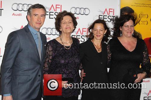 Steve Coogan, Philomena Lee, Gabrielle Tana and Jane Libberton 5