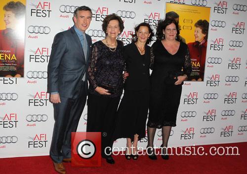Steve Coogan, Philomena Lee, Gabrielle Tana and Jane Libberton 1