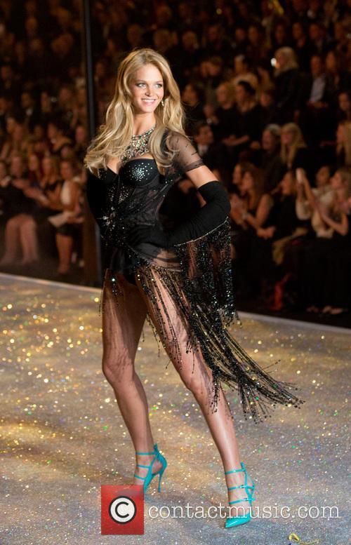 Erin Heatherton, Lexington Avenue Armory, Victoria Secret