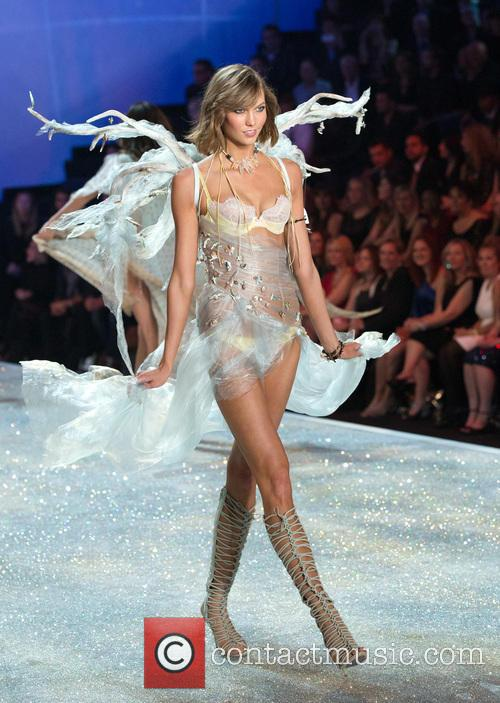 Karlie Kloss, Lexington Avenue Armory, Victoria Secret