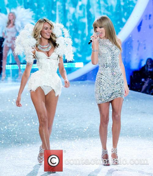 Taylor Swift, Lexington Avenue Armory, Victoria Secret