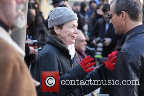 Lou Reed and Laurie Anderson 11