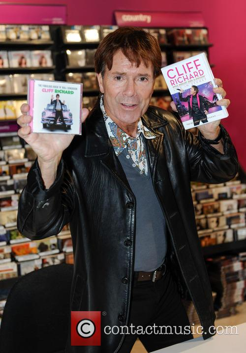Sir Cliff Richard 8