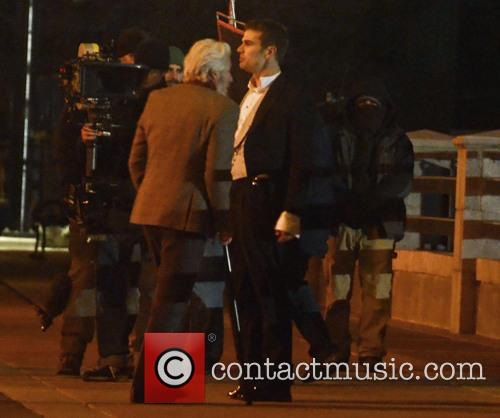 Richard Gere and Theo James 7