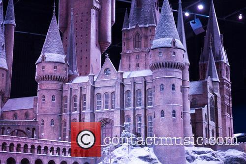 Hogwarts In The Snow 3