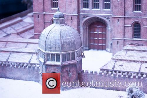 Hogwarts In The Snow 6