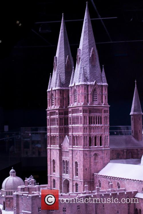 Hogwarts In The Snow 8