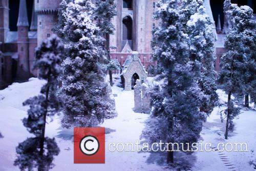 Hogwarts In The Snow 10