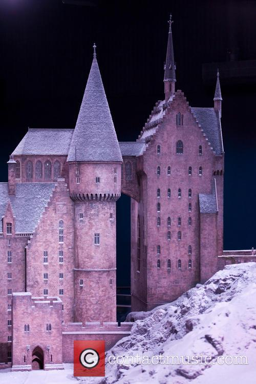 Hogwarts in the Snow 12