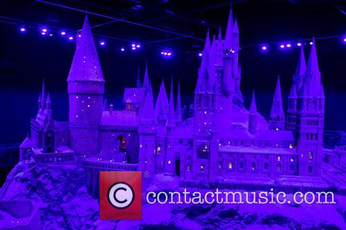Hogwarts in the Snow 13