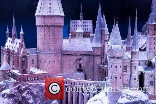 Hogwarts in the Snow 18