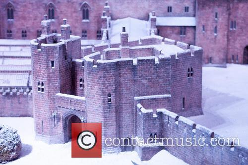 Hogwarts in the Snow 19