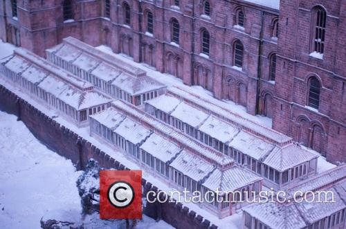 Hogwarts In The Snow 1