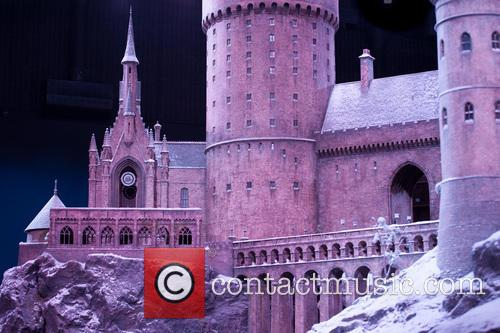 Hogwarts in the Snow 28
