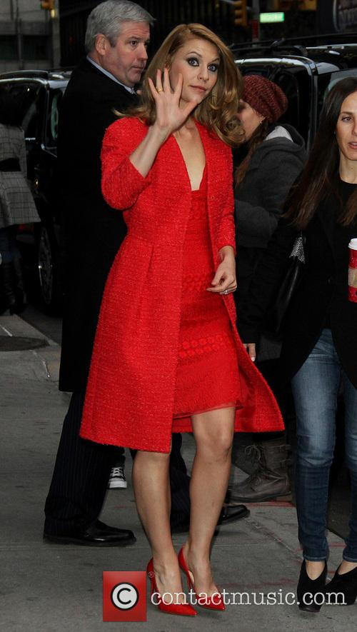 claire danes late show with david letterman 3954329