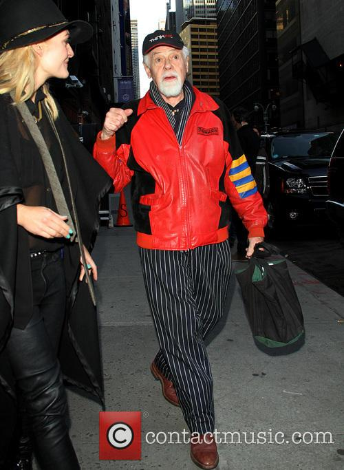 David Letterman and Rod Roswell 3