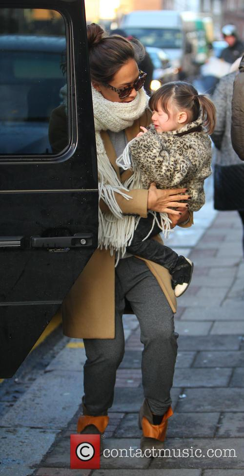 Myleene Klass and Hero Quinn 10