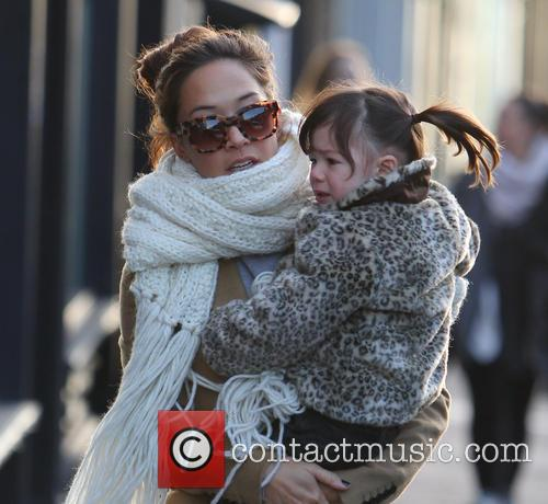Myleene Klass and Hero Quinn 11