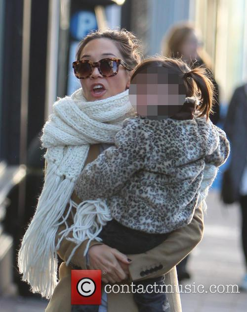 Myleene Klass and Hero Quinn 18