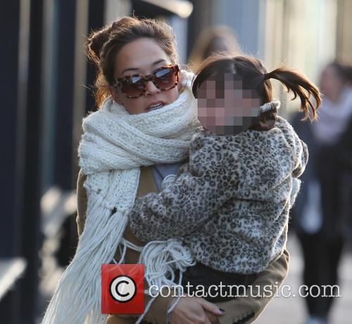 Myleene Klass and Hero Quinn 24
