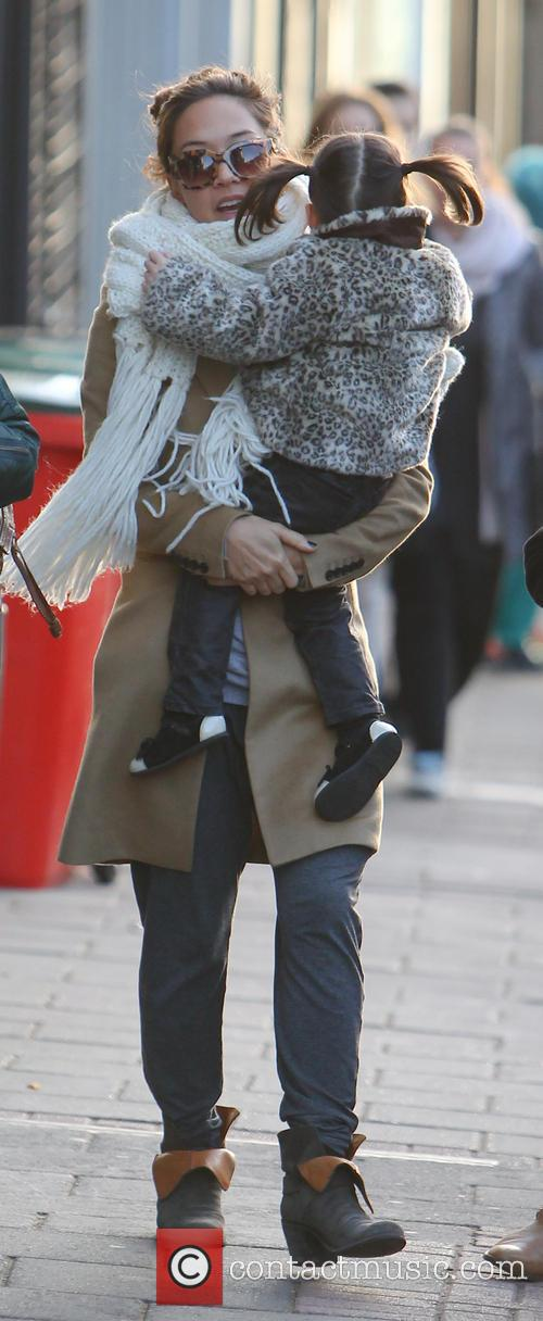 Myleene Klass and Hero Quinn 27