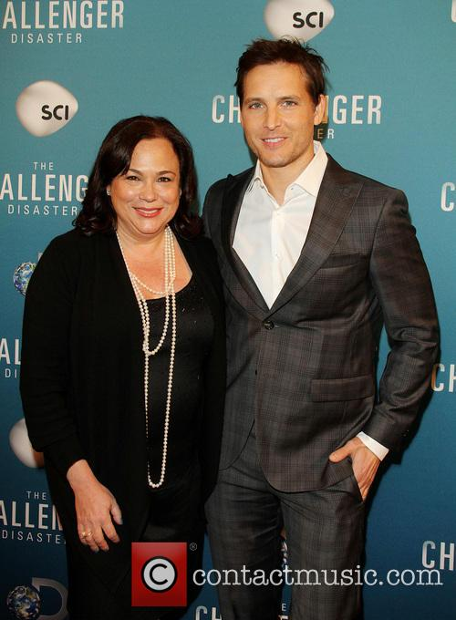 Debbie Myers and Peter Facinelli 2
