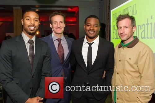 Michael B. Jordan, Todd Traina, Ryan Coogler and Spike Jonze 1