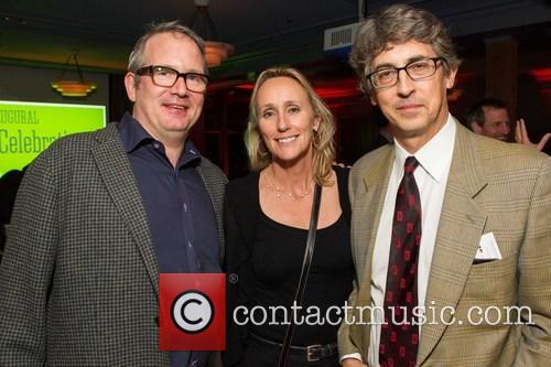 Ted Hope, Susannah Greason Robbins and Alexander Payne
