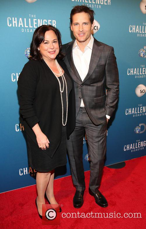 Debbie Myers and Peter Facinelli 7