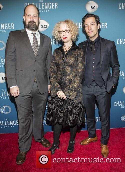 'The Challenger Disaster' premiere