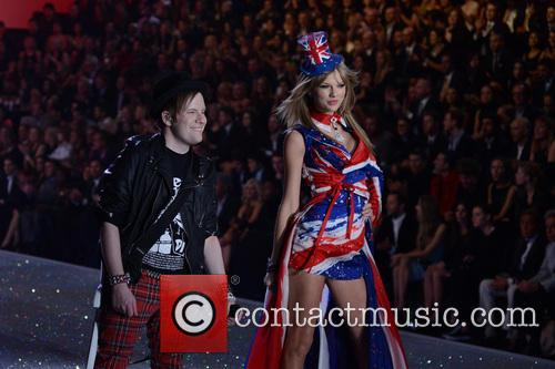 Patrick Stump and Taylor Swift 4