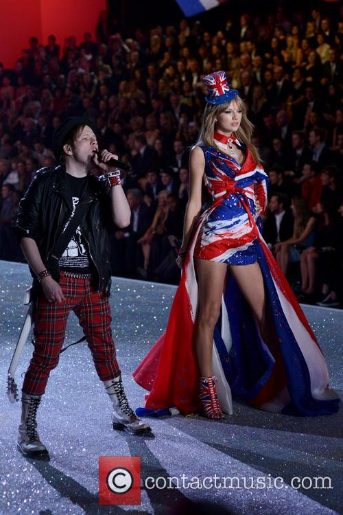 Patrick Stump and Taylor Swift 5