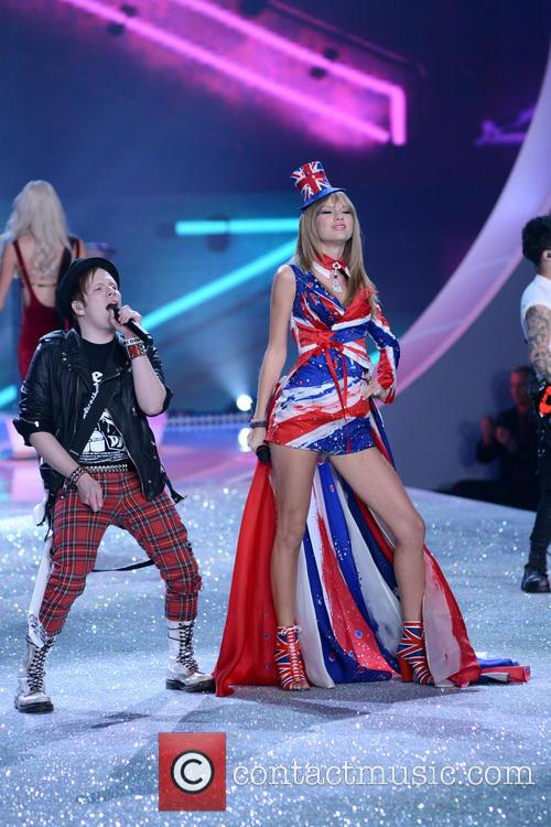Patrick Stump and Taylor Swift 6