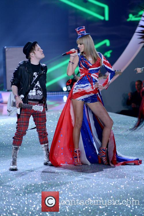 Patrick Stump and Taylor Swift 1
